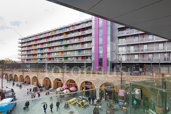 Deptford Market Yard, London