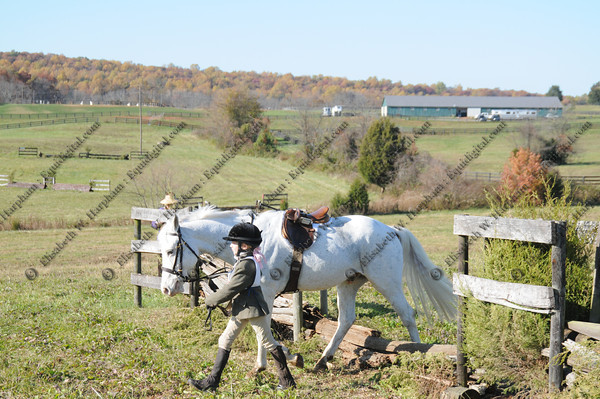 Warrenton Hunt hosts the 9th Annual Junior North American Field Hunter Championships, November 6, 2011