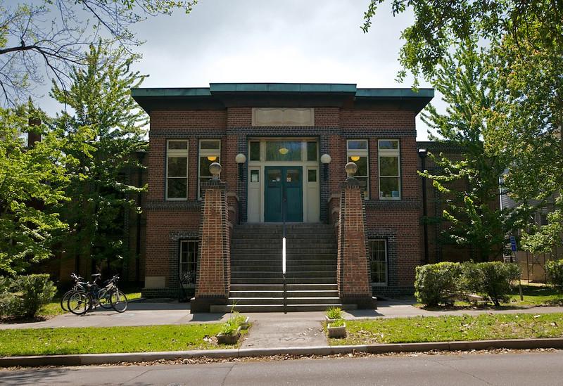 Savannah - Henry St. Carnegie Library