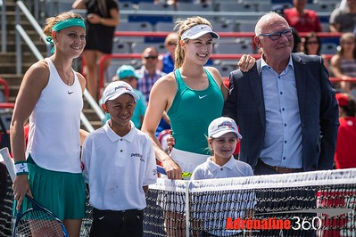 2016 - Coupe Rogers - Eugenie Bouchard