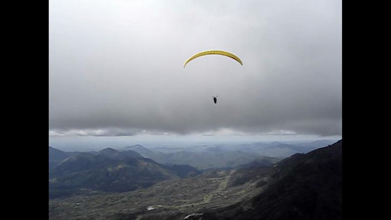 Dunlap Paragliding April 2006