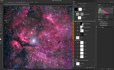 Photoshop for Astronomy Workshop