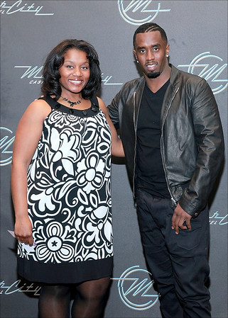 Diddy at MotorCity Casino