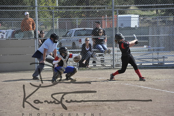 Mt. View Softball 5-17-12