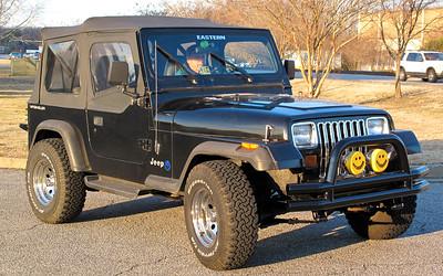 Pop's Jeep YJ