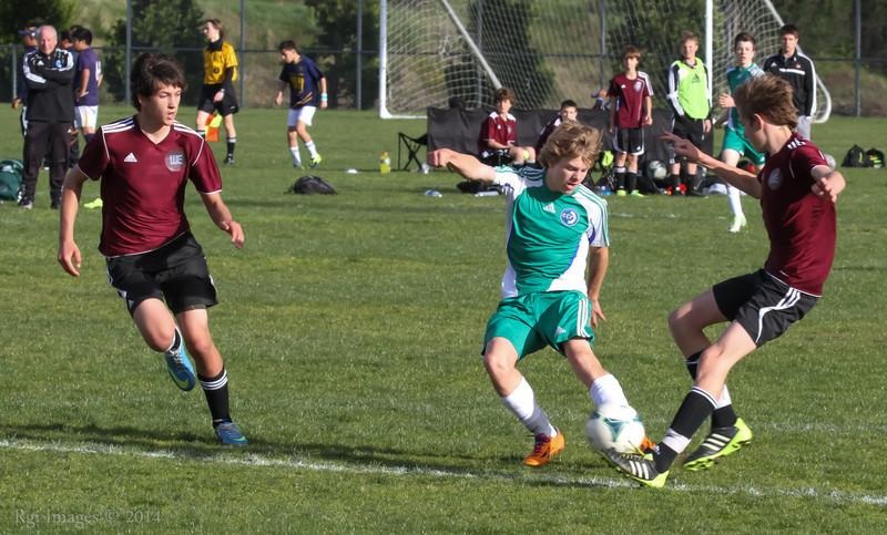 Shot on goal. Goal!