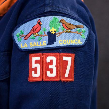 Pack 537 Gallery