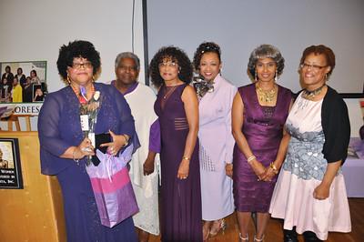 Black Women Empowered 2016 HONOREE RECEPTION Nov 5, 2016