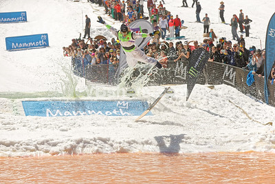 Mammoth Mountain Pond Skim 2016
