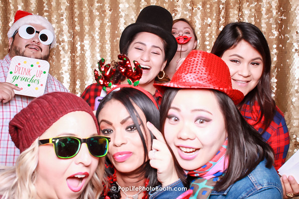 121319  Shaklee Holiday Party