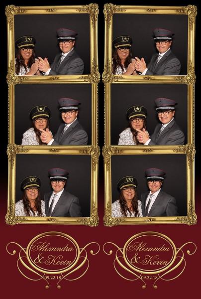 Alexandra & Kevin's Wedding (09/22/18)