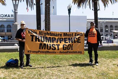 Aug 08 Shut Down CA's Concentration Camps (San Francisco)
