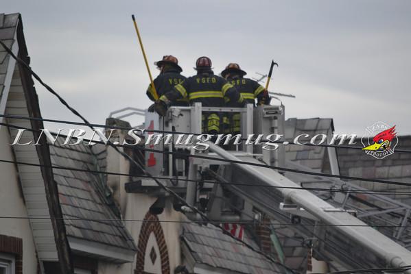Hewlett F.D. 3rd Alarm 1435 Broadway 2-14-12