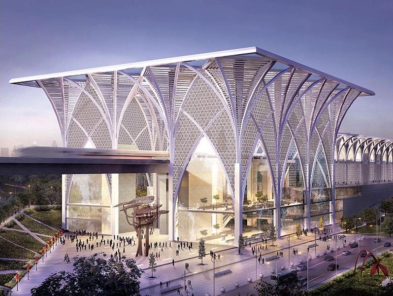 Putrajaya Station