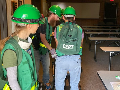 BFCP CERT Class Photo Last Day