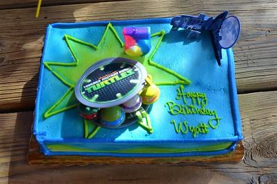 WYATT'S 5th BIRTHDAY PARTY