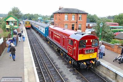 Epping & Ongar Railway