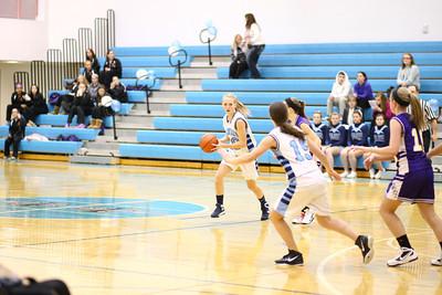 27Jan13 JV Girls Basketball
