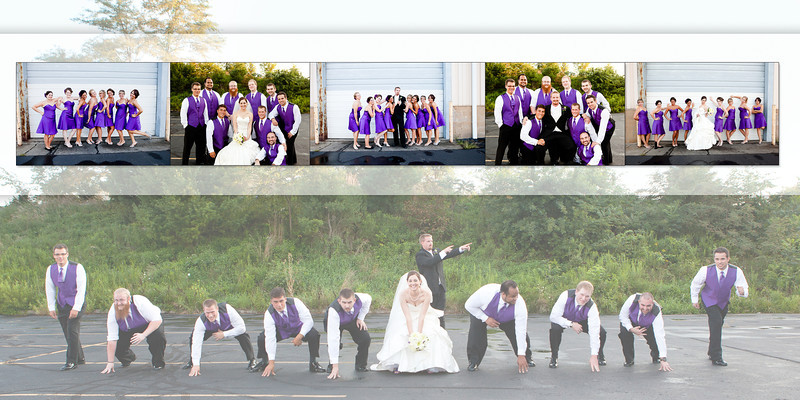 Mia and Tim's Wedding Album