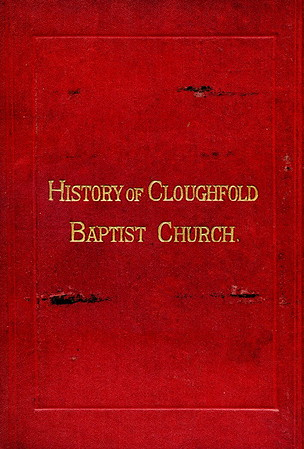 Cloughfold Baptist Church. History From 1675-1875