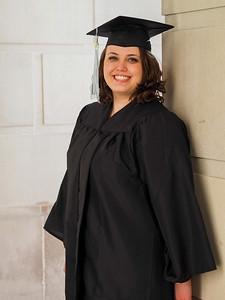 Emily College Graduate