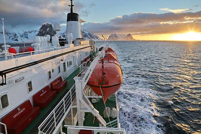 Antarctic 2014 - Yalour Islands & Deception Island