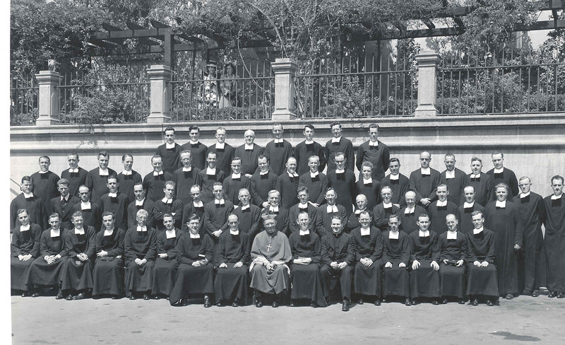 1948, Jubilee Group Photo
