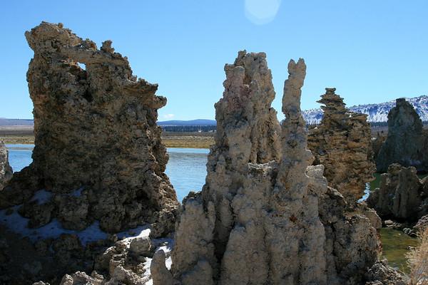 Eastern Sierra (Mono Lake, Bodie, Rock Creek Cyn); Oct. 12-14, 2007