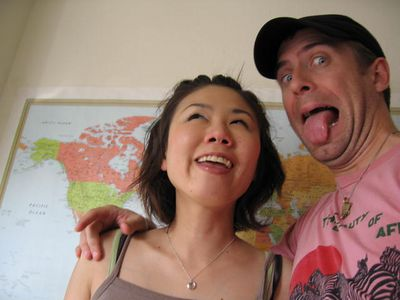 Me and Gumi in SF