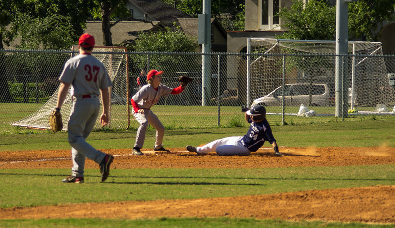 Hamilton Middle School Baseball