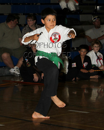 2011 BSSG Karate Weapons.