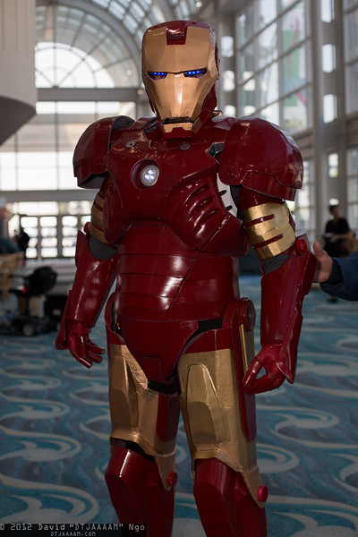 Long Beach Comic Con 2012 - Saturday