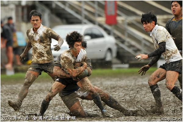 2012全國中正盃社會組-台北體院 VS 輔仁大學(TPEC vs FJU)