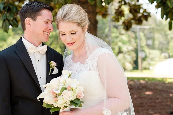 wedding: lauryn and matt