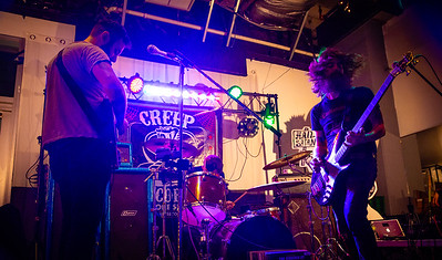 Color Reflections Charity Auction @ Creep Records 5-18-2018