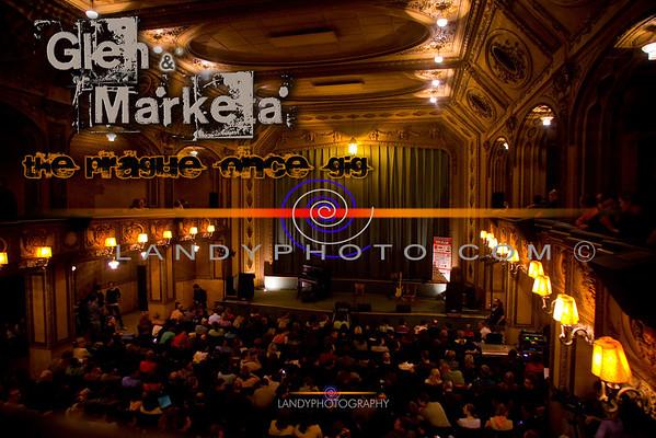 Glen Hansard & Marketa Irglova Prague