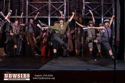 2018 CCT Newsies