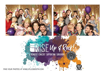 Rise  Up & Rock 2019