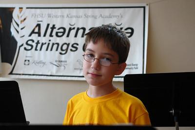 Alternative strings concert