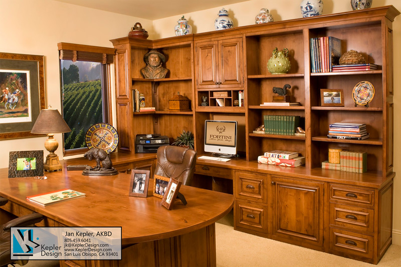 Edna Valley Home Office