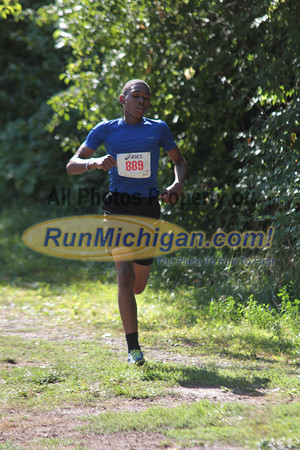 Middle School 1.5 Mile Start - 2012 Running Fit–Detroit Titan XC Invite