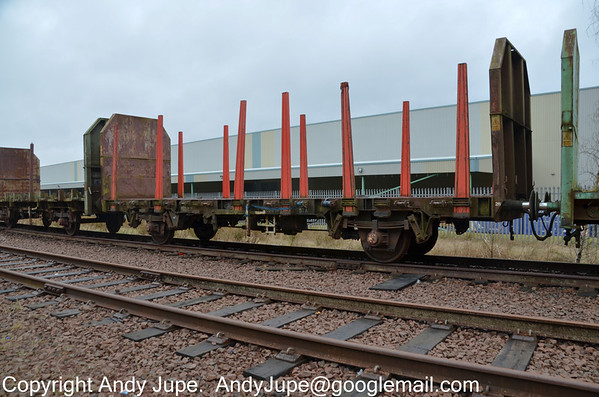 OTA - 2 Axle Timber Carrier Wagon