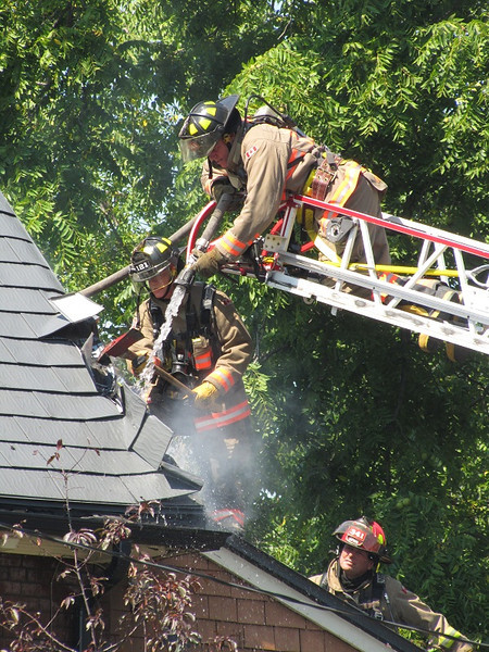 August 30, 2012 - 2nd Alarm - 134 Stibbard Ave.