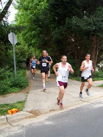 Bethesda Trolley 5 Mile 2007