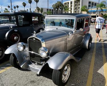 Redondo Beach Car Show