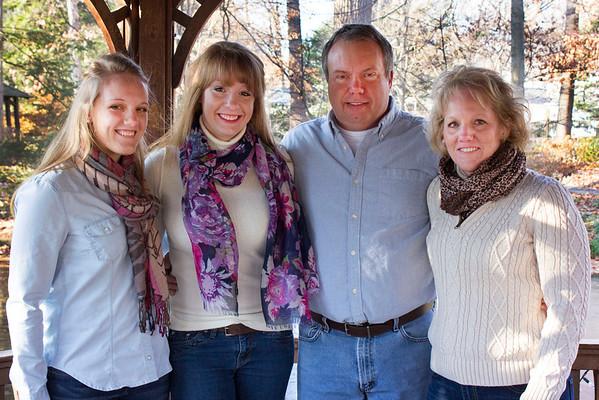 Holmes Family