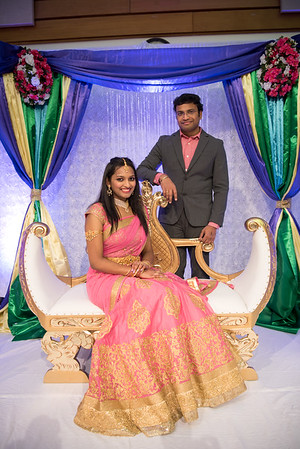 Manasa and Abhilash