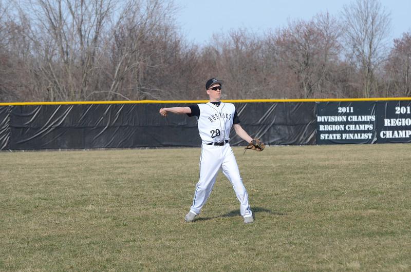JV Baseball April 8 vs North East
