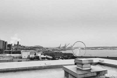 Pike Place Market with Eliana