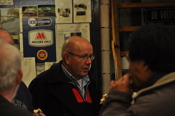 2014-11-22 technische dag 1800 ES Register bij Dries Bakkenes